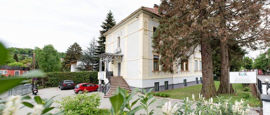 Bild: Gebäude von aussen