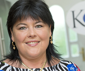 Margarethe Wdowiak : Buchhaltung